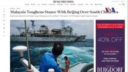 Malaysia cứng rắn hơn với TQ về vấn đề biển Đông