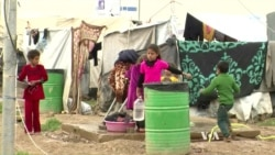 Conflict Causing Mental Anguish for Many Iraqi Children