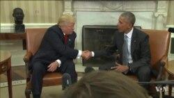 Trump Targets Obama Legacy on Iran, Cuba, and Climate