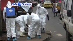 VOA60 Afirka: Amurka na Yaki da Cutar Ebola, Liberia, Satumba 16, 2014