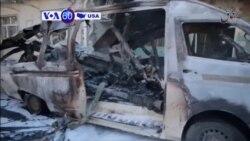 Manchetes Americanas 30 Dezembro: Ataque aéreo da coligação americana em Mosul causa mortos