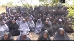 Nigeria Chibok Girl Found