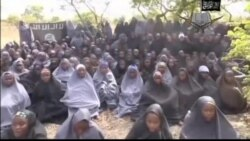 Nigeria Chibok Girl Found