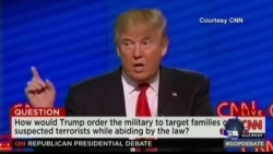 共和党候选人辩论外交政策问题