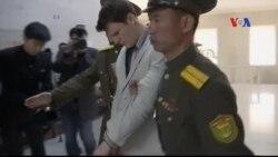 Bắc Triều Tiên kết tội một sinh viên Mỹ về tội âm mưu lật đổ nhà nước
