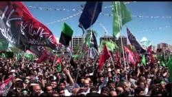 Turkish Kurd Islamist Rally Stokes Tension