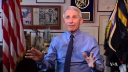 VOA Interview: Dr. Anthony S. Fauci