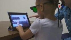 Công nghệ giúp điều trị bệnh nhược thị