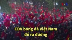 U23 vào chung kết, cờ đỏ tràn ngập đường phố Việt Nam