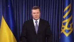 乌反对派拒绝接受总统通过谈判结束抗议的呼吁