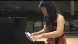 Lifia Teguh: Pianis Muda Mahasiswi Portland State University