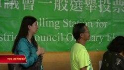 Lãnh đạo Hong Kong thừa nhận dân bất mãn với chính quyền