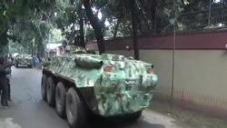 達卡警方在餐廳營救人質 擊斃6名激進分子
