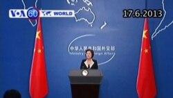 Bắc Kinh muốn Mỹ giải thích chương trình PRISM (VOA60)