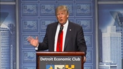 Donald Trump on Economic Plan