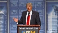 Donald Trump on Economic Plan