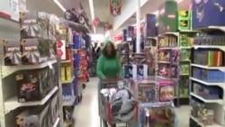 黑色星期五:美國節日購物季開始