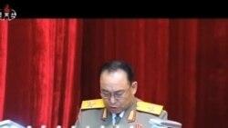 北韓人民軍總參謀長李英浩被免除職務