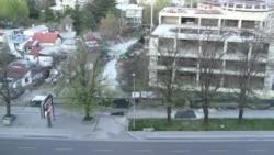 Полициски час, празни улици - Како Северна Македонија изгледа денес?