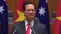 Việt Nam-Australia siết chặt quan hệ an ninh