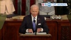 """Manchetes mundo 29 Abril: """"A América está pronta para descolar"""", diz Joe Biden no primeiro discurso ao Congresso"""