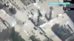 Авиация США помогает афганской армии, нанося удары по талибам