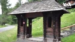 Куточок України у США: Як невеличке гірське поселення перетворилося на центр куди приїжджають міжнародно визнані виконавцi? Відео
