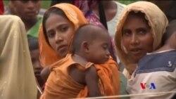 緬甸佛教徒干擾向被困穆斯林提供人道援助行動 (粵語)