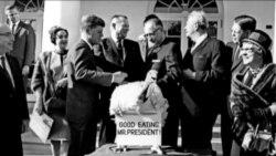 追本溯源:美国总统感恩节火鸡赦免传统
