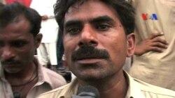 کراچی کی فیکٹری میں آتشزدگی - Video