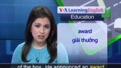 Anh ngữ đặc biệt: Pakistan School Hero (VOA-Edu Rep)