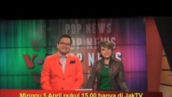 VOA Pop News 5 April 2015