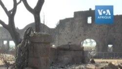 Californie: habitations et vignobles détruits par le Kincade Fire