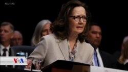 Berpirsa CIA Haspel Derheqa Kuştina Xaşiqcî Agahî Dan Senatoran