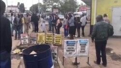Newspaper Headlines Tell It All on Developments in Zimbabwe