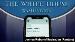 Nalog Donalda Trampa na Tviteru je suspendovan
