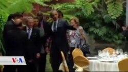 سهردانی سهرۆک ئۆباما بۆ کۆبا