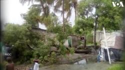 Consequências do ciclone na Beira, Moçambique