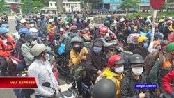 TP.HCM phong tỏa thêm 1 tháng, dân đổ xô về quê