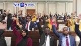 VOA60 AFIRKA: A Somaliya, Majalisar Wakilai Ta Kada Kuri'ar Tsawaita Wa'adin Shugaban Kasar Mohamed Abdullahi Mohamed Na Wasu Shekaru Biyu