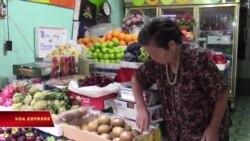Trái cây Việt 'lép vế' trước hàng ngoại