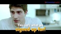Học tiếng Anh qua phim ảnh: Sign Up For - Phim 400 Days (VOA)