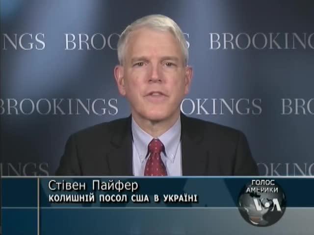 Санкції може указом запровадити Обама - Пайфер