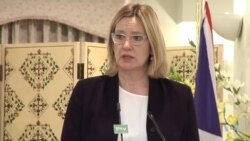 British Home Secretary Rudd on Pakistan-Afghanistan Relations