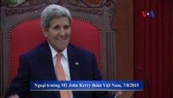 Ngoại trưởng Mỹ sẽ dự hội thảo về chiến tranh Việt Nam