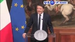Manchetes Mundo 5 Dezembro: Renzi renuncia na Itália