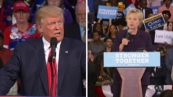 Trump, Clinton Use Debate Moments to Fire up Supporters