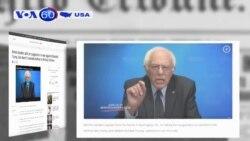 Ông Sanders kêu gọi thêm ủng hộ để đánh bại ông Trump (VOA60)