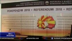 Maqedonia në prag të referendumit