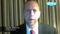 VOA's Scott Stearns discusses his interview with John Kerry